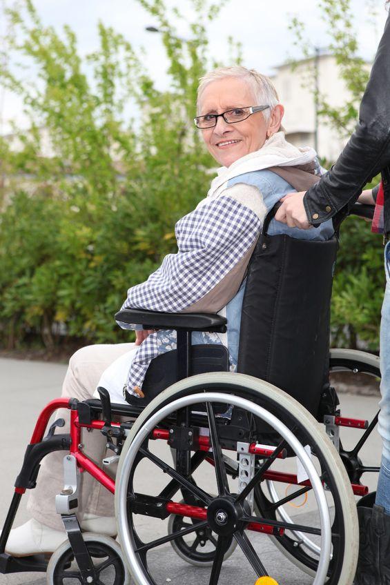 rollstuhl sanmobil Behinderten- und Krankentransport